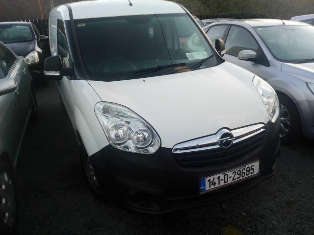 2014 Opel Combo 1.2 Diesel