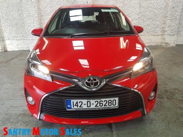 2014 Toyota Yaris - Image 11