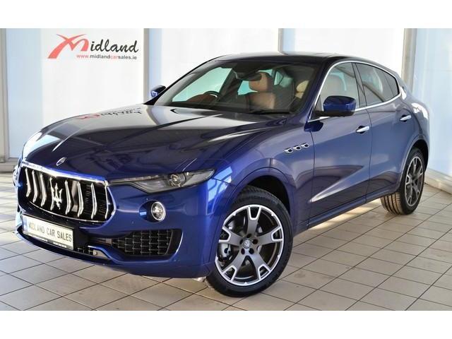 2018 Maserati Levante 3.0 Diesel