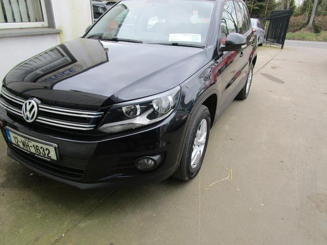 2012 Volkswagen Tiguan - Image 1