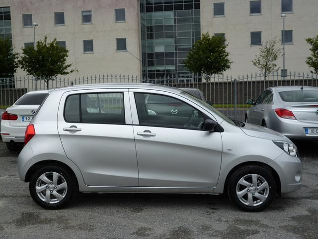 2017 172 suzuki celerio 1 0 sz3 price 12 295 1 0 petrol for sale in waterford on. Black Bedroom Furniture Sets. Home Design Ideas