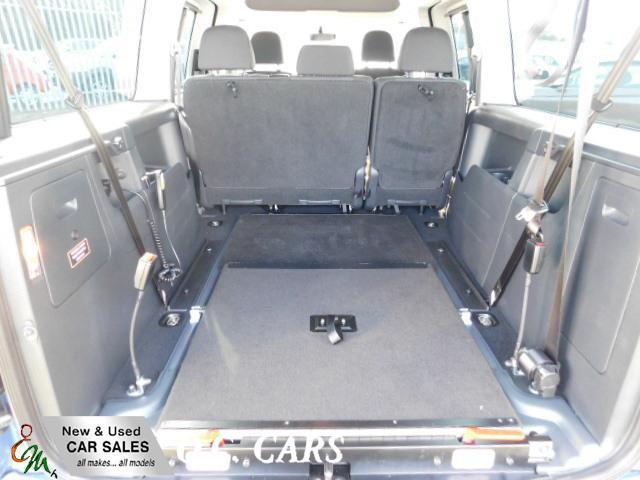 2017 Volkswagen Caddy Maxi Life Wheelchair Accessible Taxi