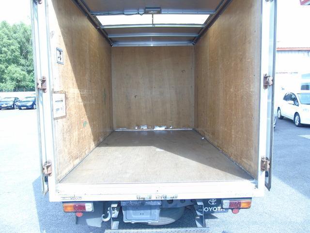 2007 Toyota Dyna BOX TRUCK