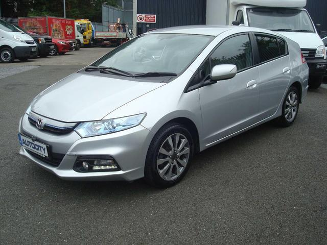 2012 Honda Insight Hybrid Auto European Spec NOT JAP IMPORT