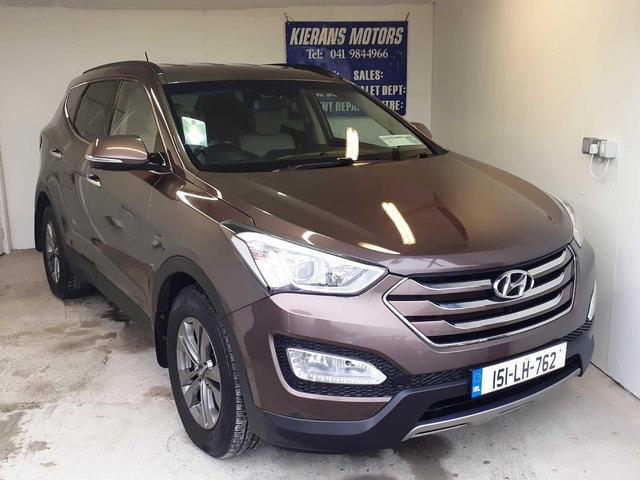2015 Hyundai Santa Fe 2.2 Diesel