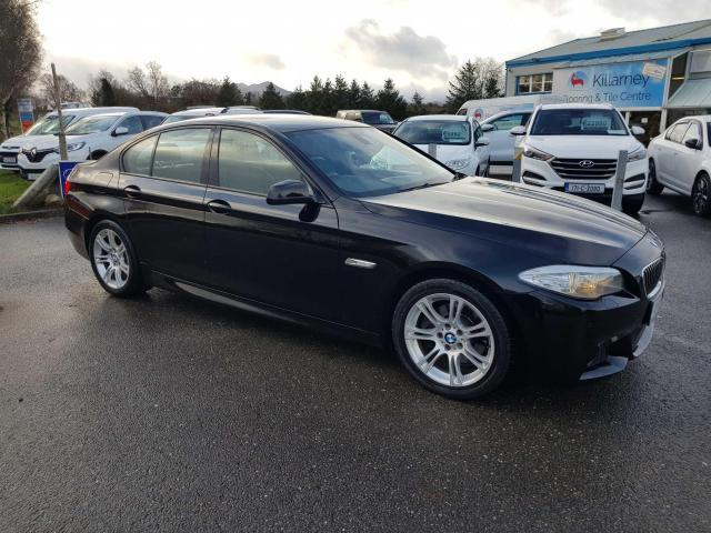 2012 BMW 5 Series D F10 M SPORT 4DR