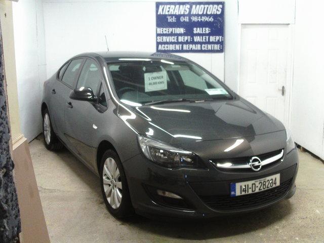 2014 Opel Astra 1.4 Petrol
