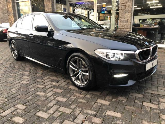 2018 BMW 5 Series - Image 2