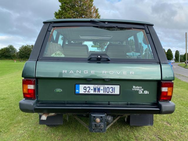 1992 Land Rover Range Rover - Image 4