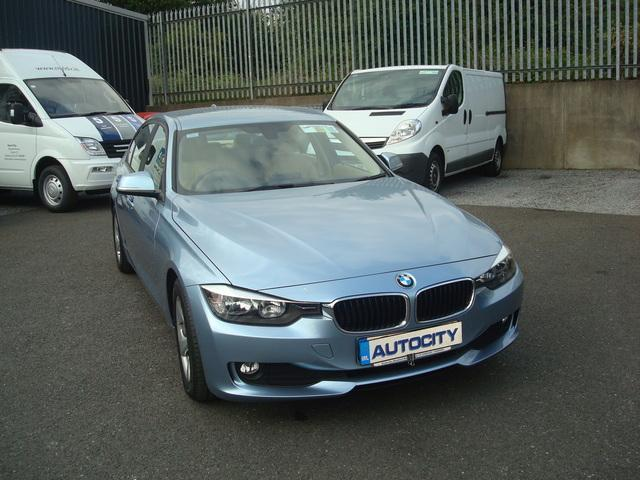 2013 BMW 3 Series 320D SE AUTOMATIC NCT 2/2021