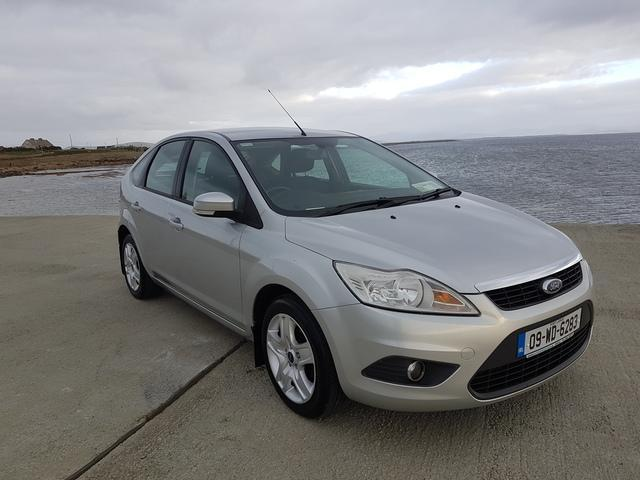 2009 Ford Focus 1.6 TDCI Style 90BHP 5DR