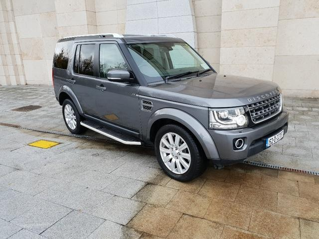 2015 Land Rover Discovery 3.0 Diesel
