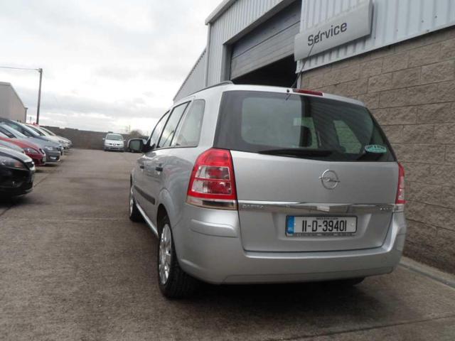 2011 Opel Zafira - Image 3