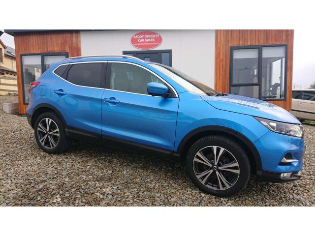 2018 Nissan Qashqai N-Connecta 1.5 dCi 110PS **Only €350 Per Month**