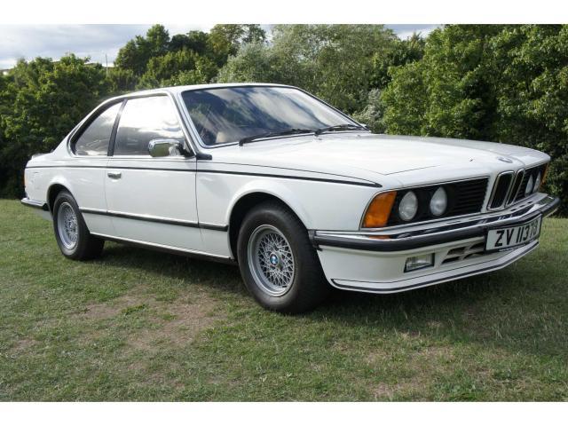 1983 BMW 6 Series - Image 1