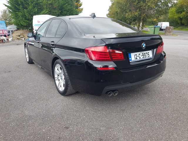2012 BMW 5 Series - Image 7