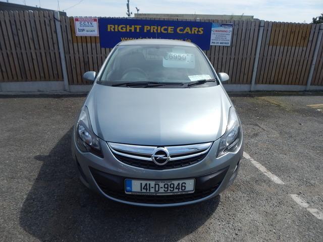 2014 Opel Corsa 1.0 12V ECOFLEX S