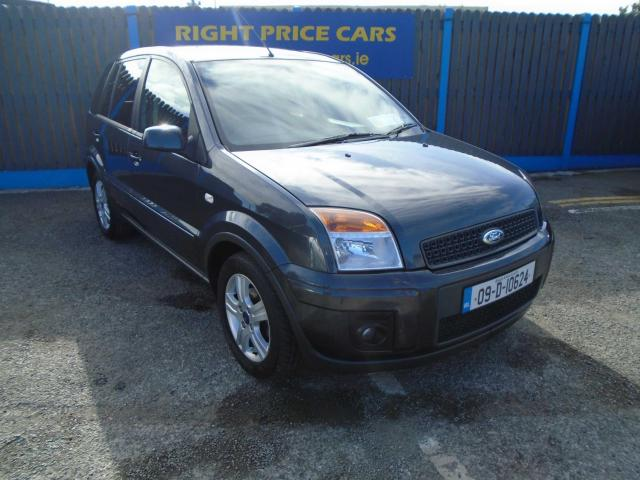 2009 Ford Fusion 1.4 TDCI 1