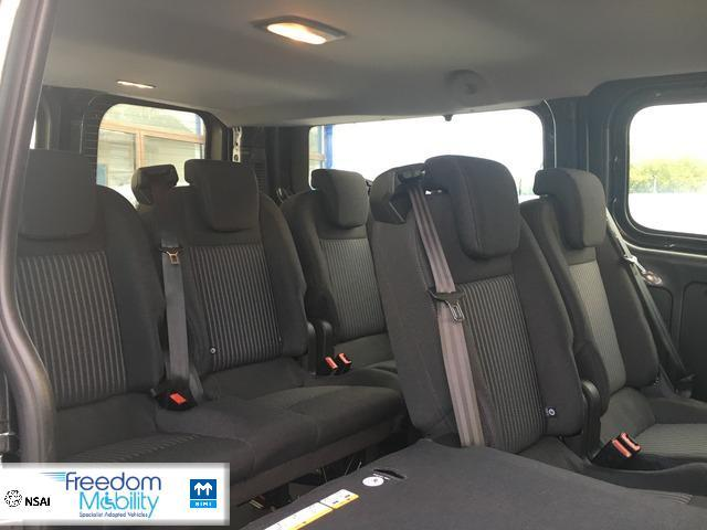 2017 171 ford transit custom 9 seater custom kombi lwb. Black Bedroom Furniture Sets. Home Design Ideas