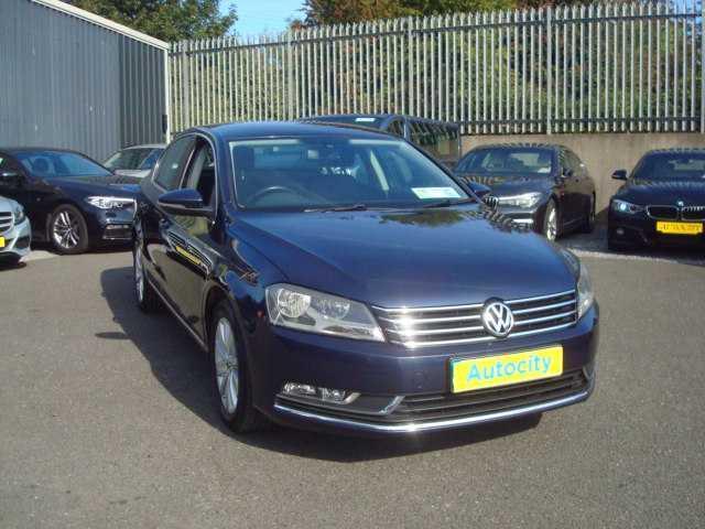 2011 Volkswagen Passat 1.6 TDI BLUEMOTION COMFORTLINE NCT&TAX