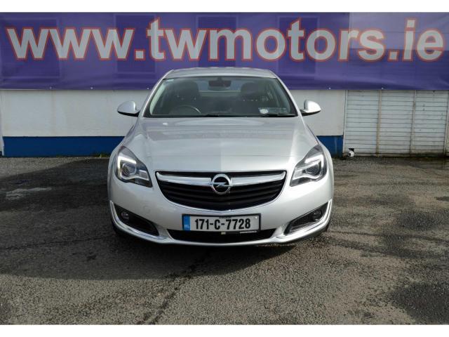 2017 Opel Insignia - Image 3