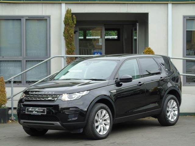 2016 Land Rover Discovery Sport 2.0 Diesel