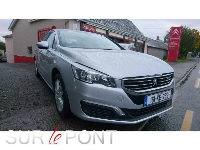 2016 Peugeot 508 1.6 Diesel