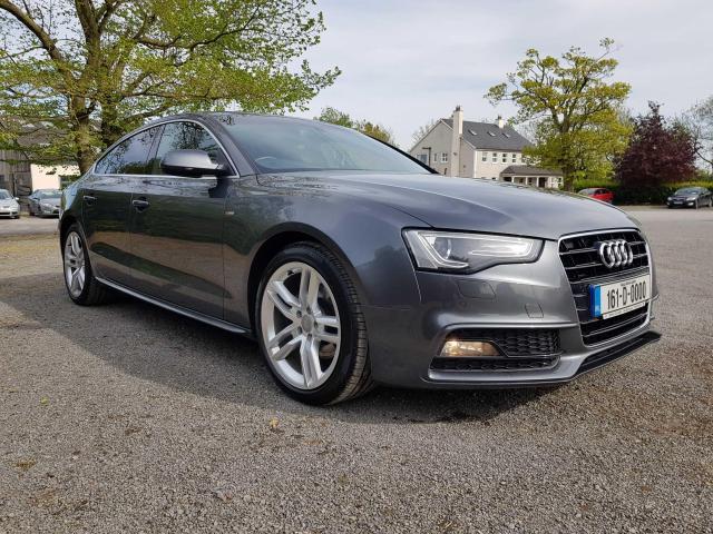 2016 Audi A5 2.0 Diesel
