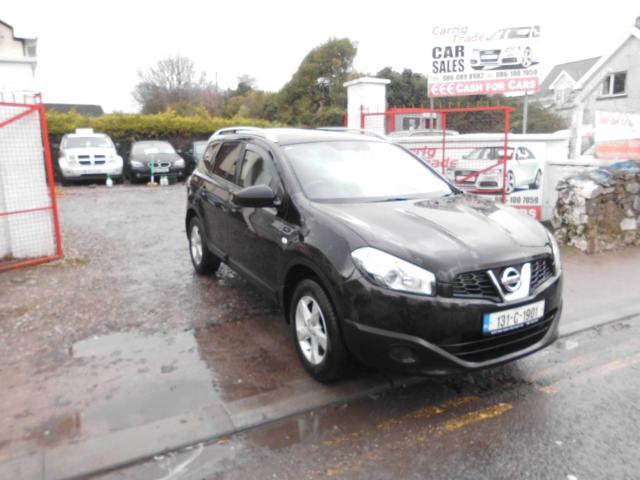 Carrig Trade Car Sales 2013 Nissan Qashqai 2