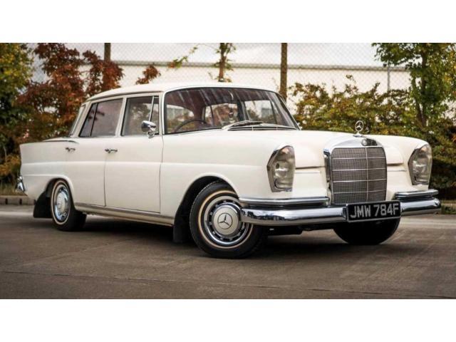 1967 Mercedes-Benz 230 2.3 Petrol