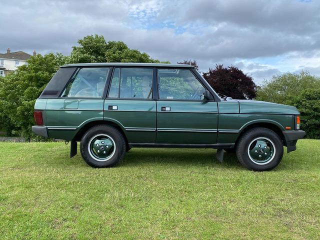 1992 Land Rover Range Rover - Image 2