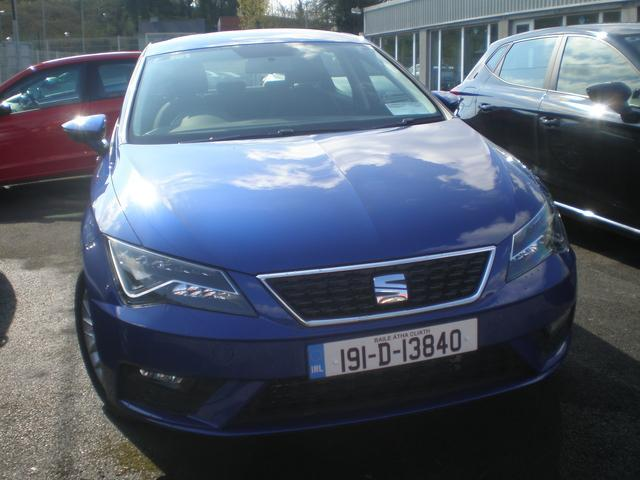 2019 SEAT Leon 1.6 TDI SE 115PS