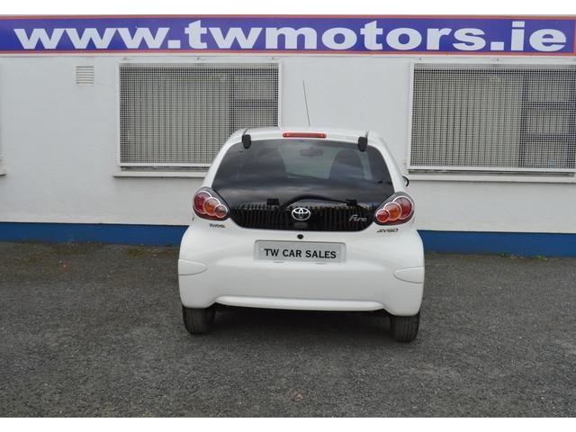 2012 Toyota Aygo - Image 4