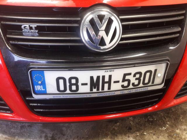 2008 Volkswagen Golf - Image 2
