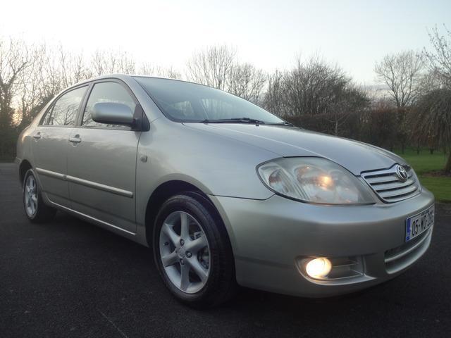 2005 Toyota Corolla 1.4 Petrol