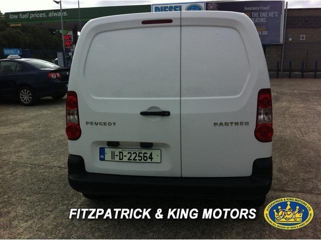 2011 Peugeot Partner - Image 5