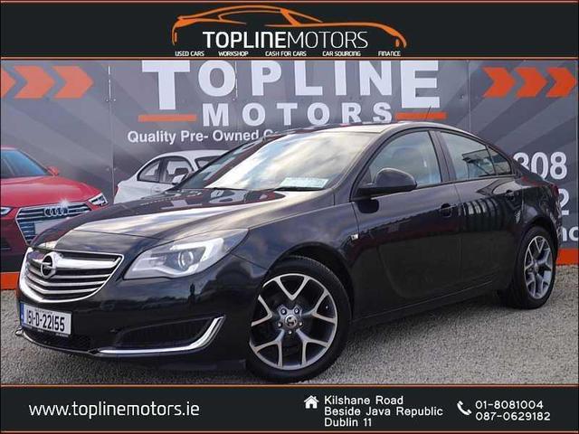 2015 Opel Insignia - Image 1