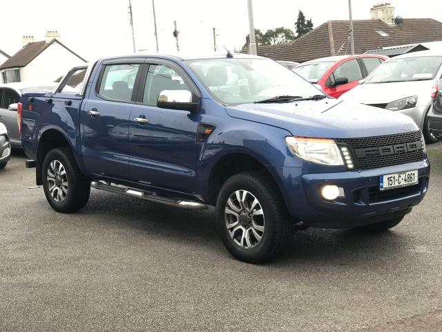 2015 Ford Ranger 2.2 Diesel
