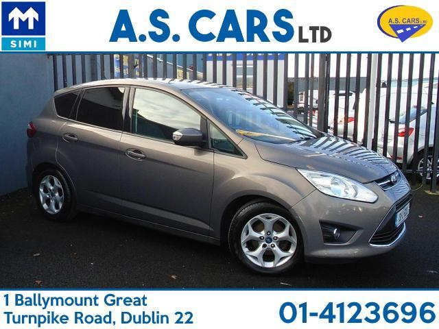 2013 Ford C-Max 1.6 TDCI Activ 5DR **
