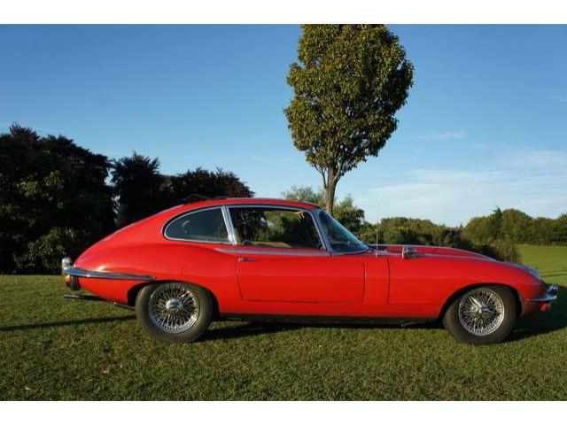 1968 Jaguar E-Type 4.2 Petrol