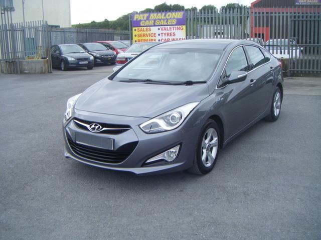 2013 Hyundai i40 1.7 Diesel