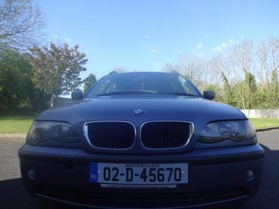 2002 BMW 318 - Image 2