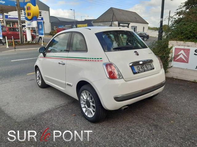 2012 Fiat 500 - Image 10