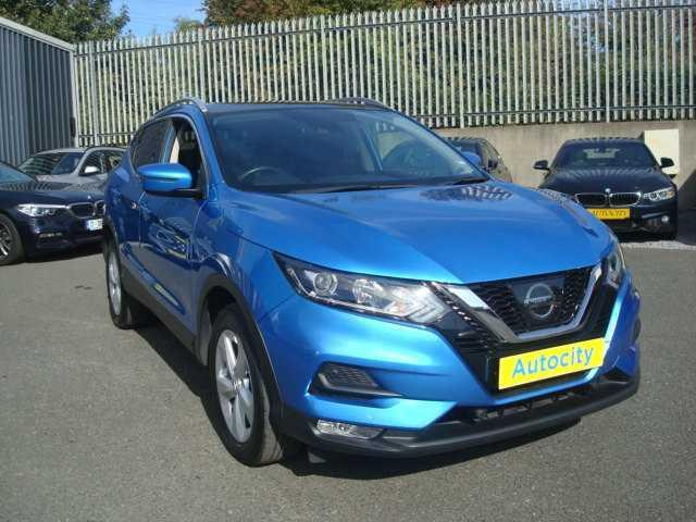 2018 Nissan Qashqai PANORAMIC ROOF 1.5 dCi 110PS VISION/COMFORT/TECH