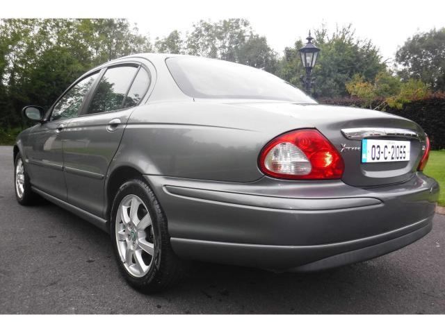 2003 Jaguar X-Type - Image 20