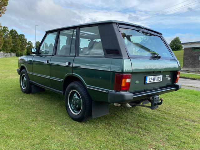 1992 Land Rover Range Rover - Image 5