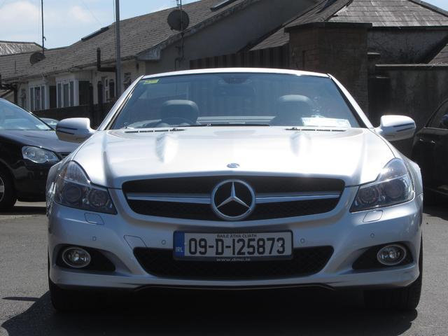 2009 Mercedes-Benz SL Class - Image 2