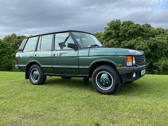 1992 Land Rover Range Rover 3.9 Other