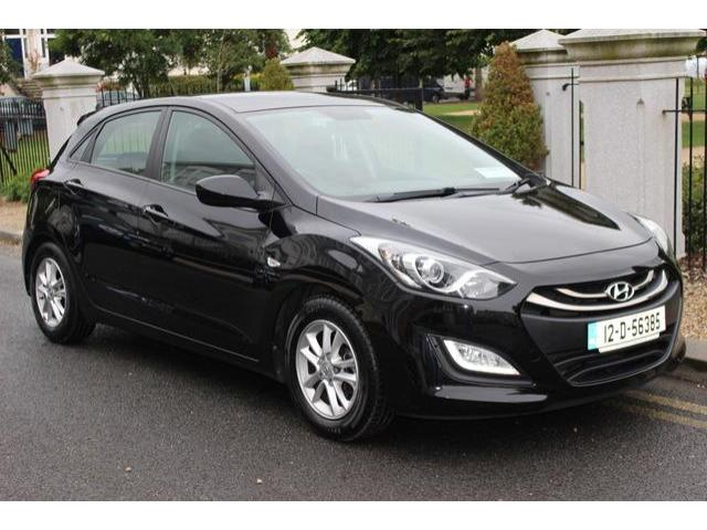 2013 Hyundai i30 1.4 ACTIVE 100PS