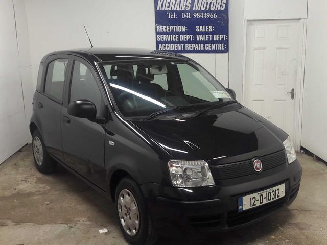 2012 Fiat Panda 1.2 ACTIVE